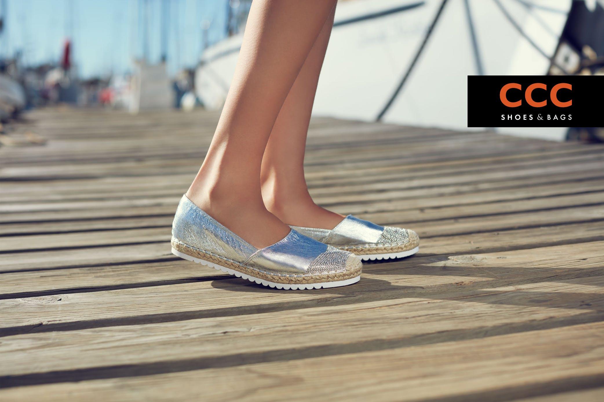 Schuhe ccc sandalen