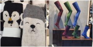 Socken von Falke und Thalia als Geschenkideen der MÜNSTER ARKADEN