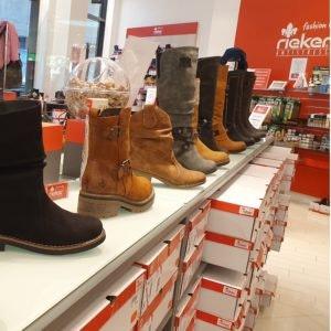 Cowboy Boots als leichte Winterstiefel in den MÜNSTER ARKADEN